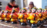 郯城木旋玩具