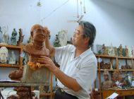 嘉祥石雕文化产业园